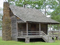 Old Fashioned Cabin